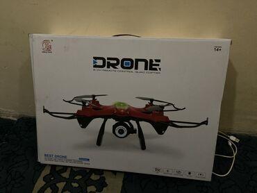 Продая дрон внутри все комплектация подключается при помощи wifi с