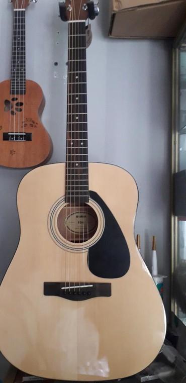 Гитары в Кыргызстан: Ямаха ф310 41 размер акустика гитары новые 8500