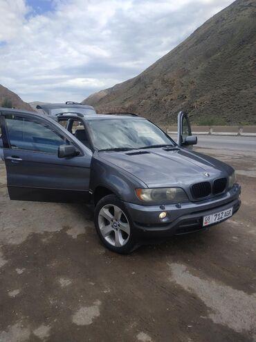 BMW X5 3 л. 2003 | 275000 км