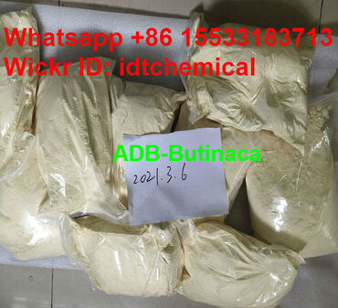 Price ADB-Butinaca 5cladb/6cladb whatsapp+86 Want