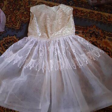 собачка рыбки в Кыргызстан: Отдам б/у вещи для девочки 5-6лет  Розовое платье нужно сделать замоч