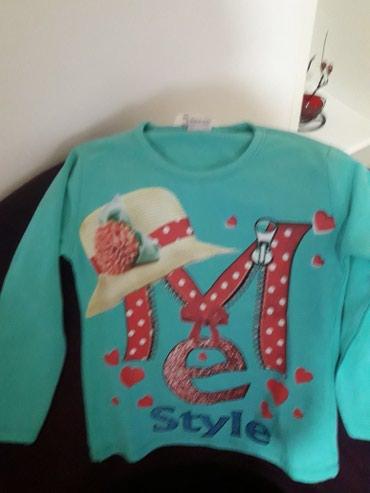 Bodi majica za devojcice br 122 turski pamuk nova - Arandjelovac