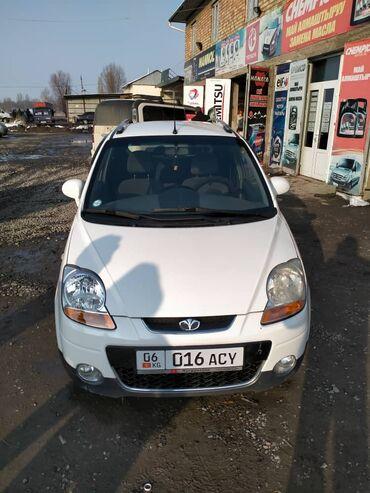 Daewoo Matiz 0.8 л. 2008