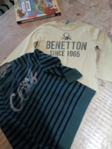 BENETTON βαμβακερα μακρυ μανικι αφορετα για παιδακι 4μιση +5 ετων 8