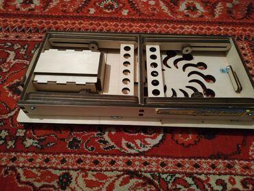 pribor dlja normalizacii arterialnogo davlenija ishoukan в Кыргызстан: Компактный портативный столик для ноутбука. Можно использовать лёжа