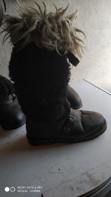 унты в Кыргызстан: Унты на собачьем меху с с галошами 46р 2.500т