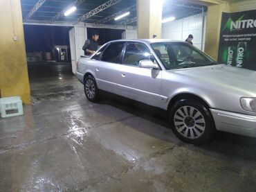 Audi S4 2.8 л. 1991 | 1111111 км