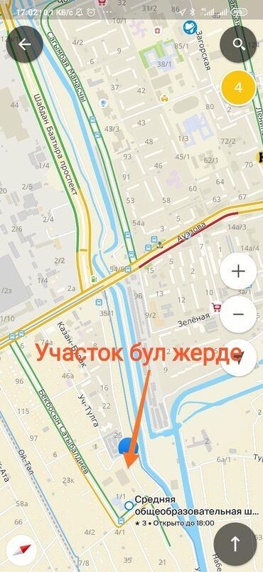 Геморрой эмнеден пайда болот - Кыргызстан: Сатам 4 соток Бизнес үчүн жеке менчик ээсинен