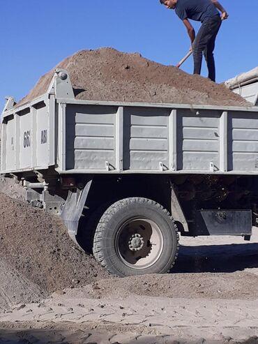 Песок васильевский карьерный  Песок для кладки кирпича  Песок для шту