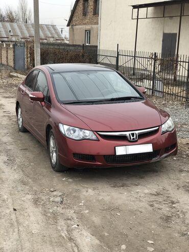 Honda Civic 1.8 л. 2007 | 178000 км