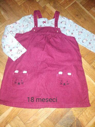 Decije haljine   Lazarevac: Haljinica i bluzica