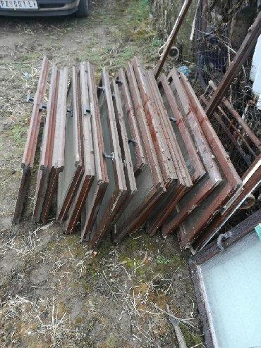 Na prodaju polovni prozori 24 komada sa staklom