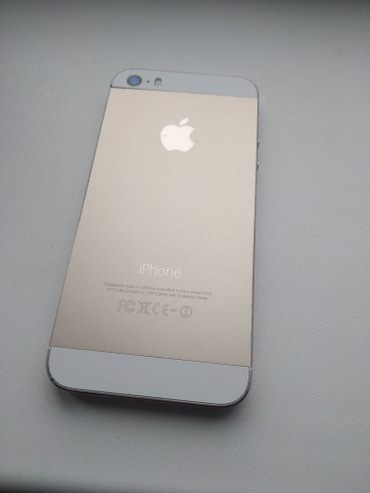Iphone 5s gold 16gb в Бишкек