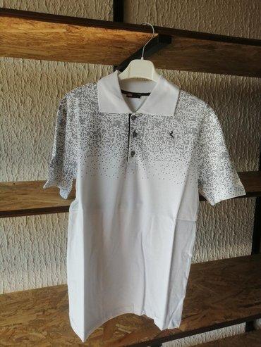 | Kovacica: Majica na kragnu Novo!! U više veličina XL L XXL  Cena:1200 rsd Made i
