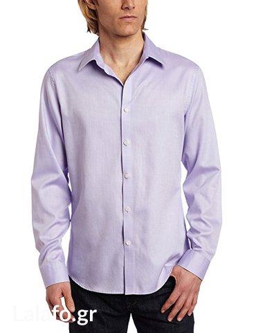 Dkny ανδρικο επωνυμο πουκαμισο 100% σε Central Thessaloniki