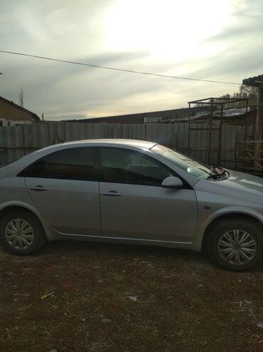 транспортные услуги крана манипулятора в Кыргызстан: Nissan Primera 1.8 л. 2002