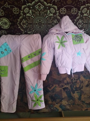 Женская одежда в Чон Сары-Ой: Продаю горнолыжный костюм 44размер состояние отличное одевала пару раз