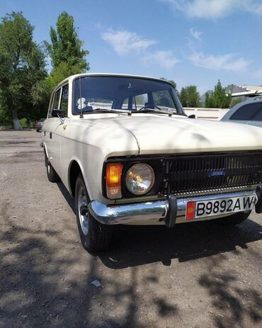 Москвич 1990 | 7000 км