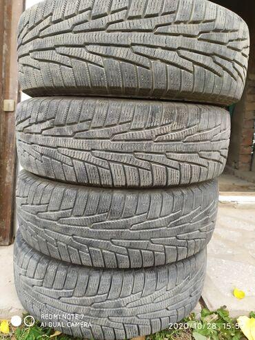 Шины резины зимние размер 195/65/15 Комплект зимних шин р15 M+SMade in