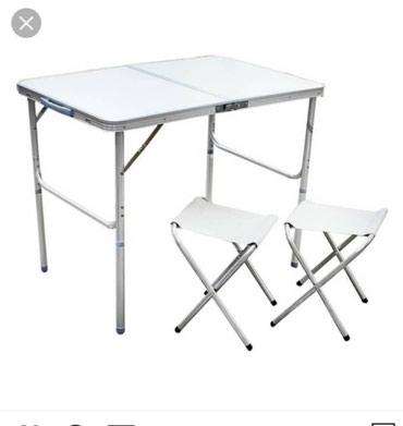 Стол +2 стула 9м 2900