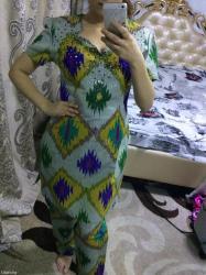 Продаю национальный костюм, привезли с Ташкента, размер 42-44, бра в Бишкек