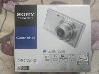 sony-a7-iii-бишкек в Кыргызстан: Продаю фотоаппарат Sony DSC-W530. Практически новый, пользовались пару