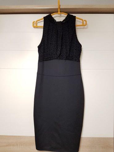 Vecernja-haljina - Srbija: Vecernja haljina crna