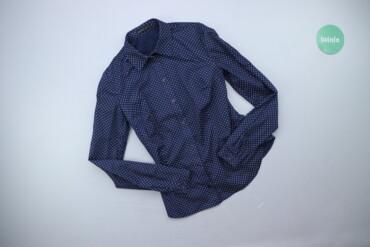 Жіноча сорочка насиченого кольору з принтом Grand UA, p. S   Довжина