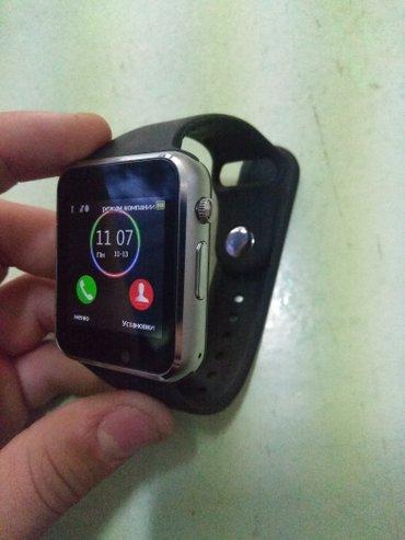 Продаю умные часы,в идеальном состоянии СРОЧНО! Фабрика a1 Смарт часы  в Бишкек