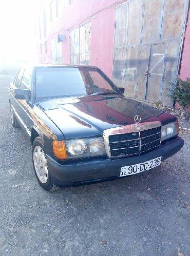 Mercedes-Benz - Neftçala: Mercedes-Benz 190 2 l. 1989   10000 km