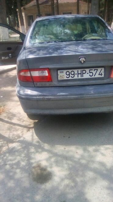 Iran Khodro Azərbaycanda: Iran Khodro Digər model 1.8 l. 2007 | 2217110 km