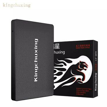 Жесткие диски, переносные винчестеры - Кыргызстан: Ssd диск 128 gb новый