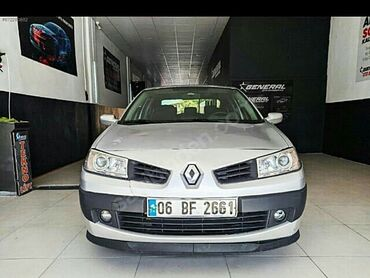 Renault Megane 1.6 l. 2007 | 293000 km