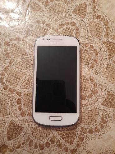 Samsung galaxy s3 9300 - Азербайджан: Б/у Samsung Galaxy S3 Mini 8 ГБ Белый