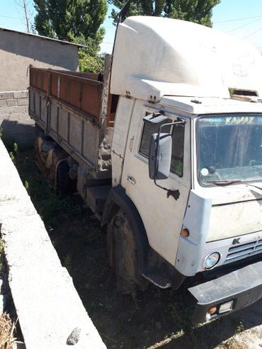 Камаз 8-тонник бортовой вал стандарт 10-донголок жаны в Бишкек