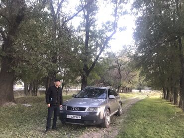 audi allroad quattro в Кыргызстан: Audi A6 Allroad Quattro 2.7 л. 2002 | 220000 км