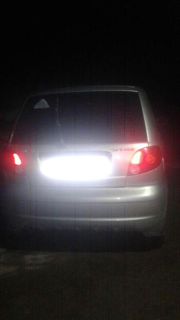 Daewoo Matiz 0.8 л. 2004 | 1350000 км