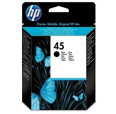 HP №45 (51645AE) картридж струйный с черными в Бишкек