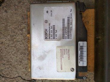 Продаю компьютеры от бмв. цены от 1000 сом. Отвечающие за: двигатель,  в Бишкек