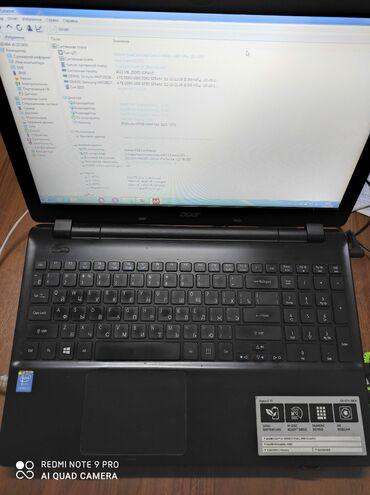 Продаю Ноутбук в хорошем состоянии. Acer E5-571 /corei3 -4030u/Sdram