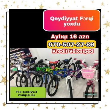uc tekerli velosipedler - Azərbaycan: Velosiped 👉🚲 Kredit 💯 12-16-20 velsapet velasipet velosipet velosibed