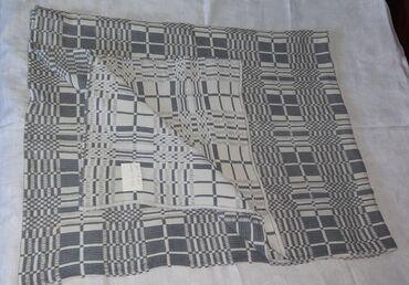 иранские покрывала в Кыргызстан: Покрывало х/б б/у плотная ткань размер 4 м