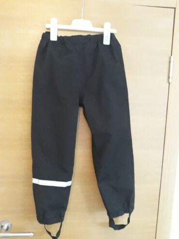 Dečije Farmerke i Pantalone | Novi Sad: Kao nove kišne pantalone, odlične, nepromočive, postavljene, H& M