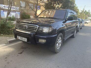 Toyota Land Cruiser 4.7 л. 1998 | 200000 км
