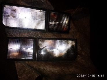 Продаю на бампер на пассат б4 с трешинками в Бишкек