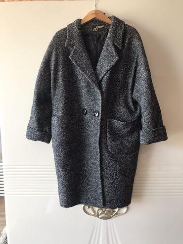 Oversize palto. Yenikimi qalib,hec bir problemi yoxdu Moskvadan