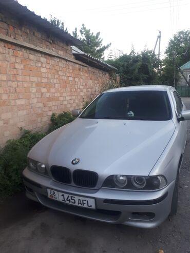BMW 525 2.5 л. 2000 | 189256 км