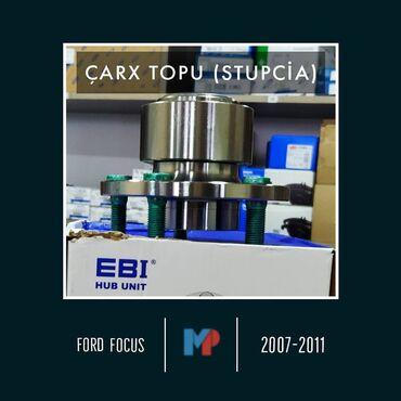 topu - Azərbaycan: Çarx topu (Stupsia) Ford Focus üçün