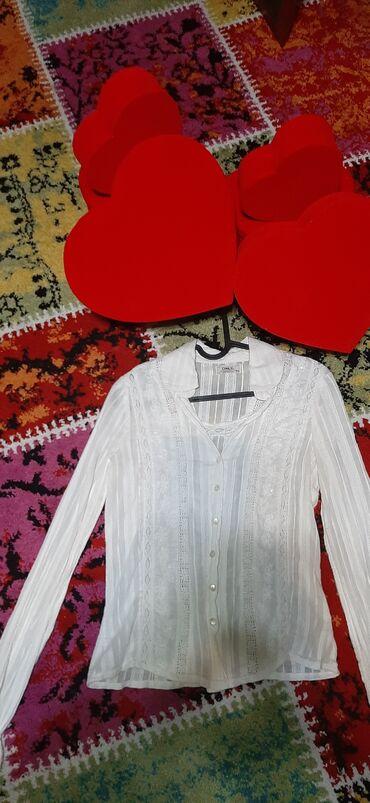 Pamucna letnja bluza sa cipkom s vel