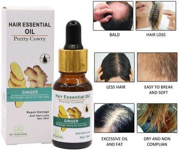 Serum -Saç tökülməyə qarşı lasyon bitkiseldir, heç bir kimyavi